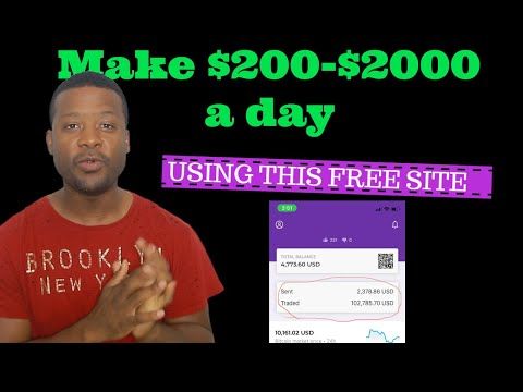 How To Make $500-$2000 A Day Using Paxful And Bitcoin
