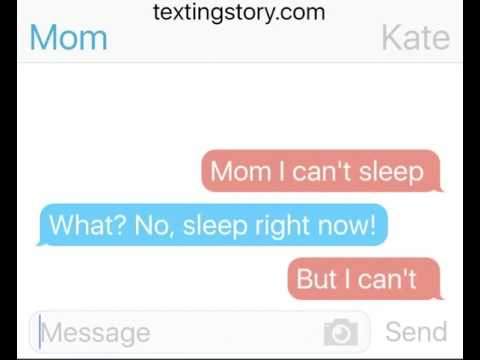Creepy Texting Story | The Licks