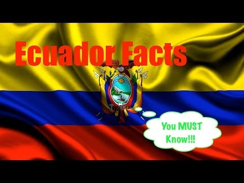 FASCINATING Facts, Figures and Statistics of Ecuador [You Must Know These]