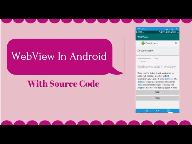 How to implement onkeydown in webview android Part 4 - YouTube