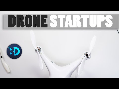 Startup Trends - How to Start a Drone Startup