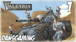 Valkyria Chronicles Walkthrough - Part 1 - Let