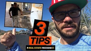 3 Tips For Finding Contractors | Make or Break Your Deal!
