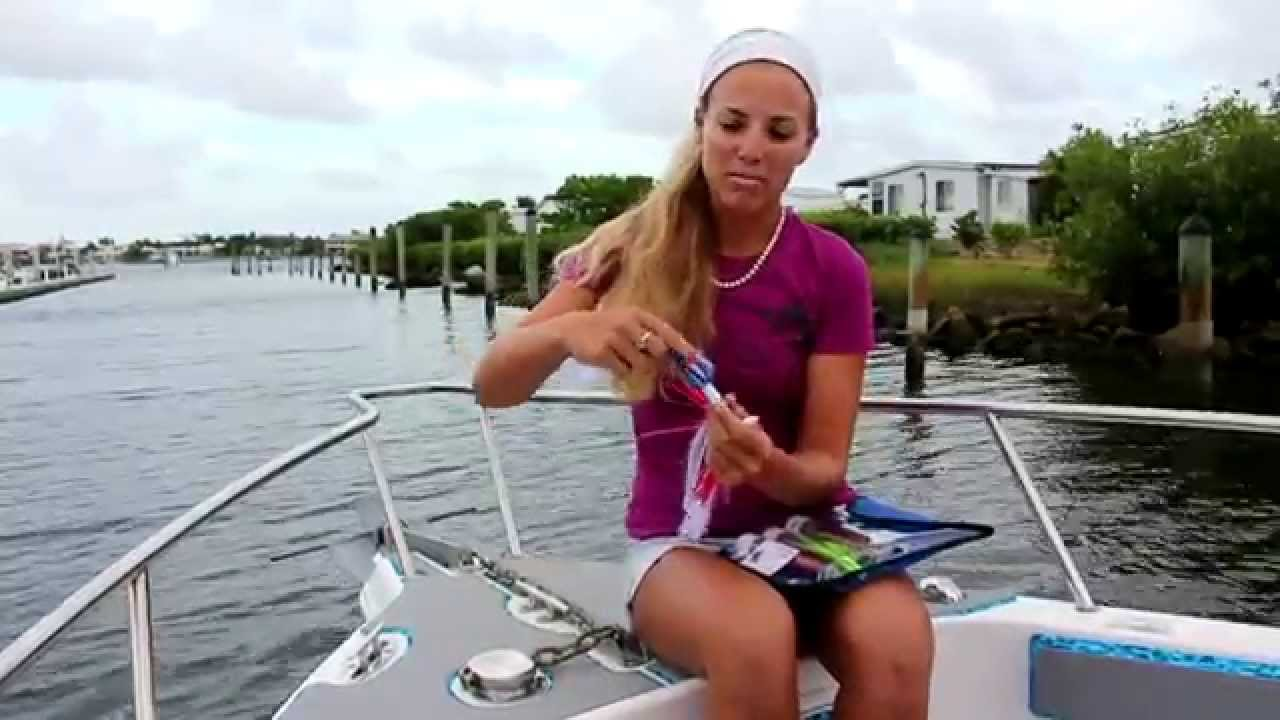 Fishing lure preview video youtube for Out of state fishing license florida