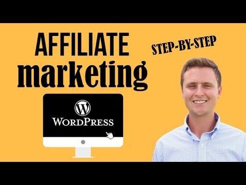 Affiliate Marketing For Beginners – Full Tutorial 2018