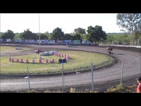Open Intermediate @ Cycleland Speedway 5-13-17