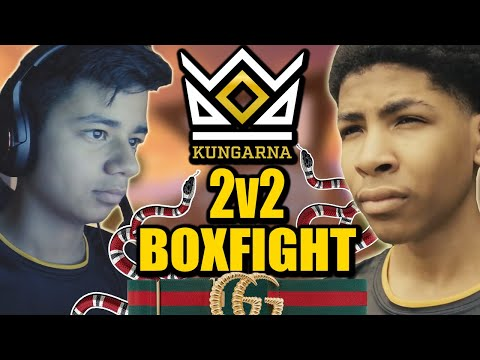 Best Box Fighter In KNG? 8 Players Battle For GUCCI! [EP.1]