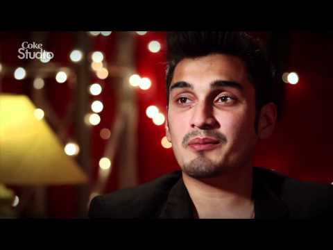 Nindiya Ke Paar, Uzair Jaswal - BTS, Coke Studio Pakistan, Season 5, Episode 3
