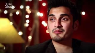 Nindiya Ke Paar, Uzair Jaswal - BTS, Coke Studio Pakistan, Season 5, Episode 3