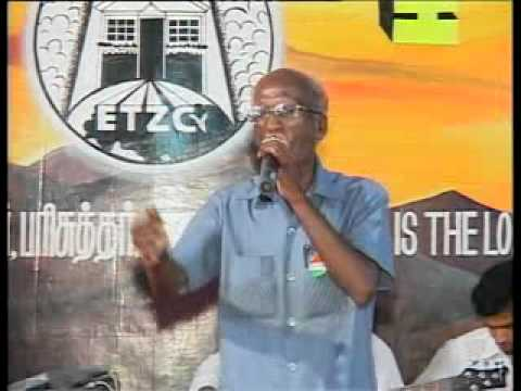 Tamil Christian Song - jathigal illai - Vyasar Lawrence - Zion Music Festival '09
