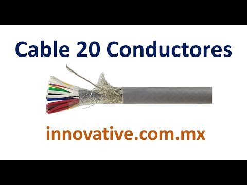 Cable 20 Conductores