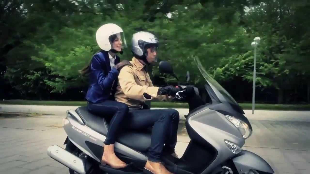 Motos Marin 2014 Suzuki Burgman 125  200 Abs