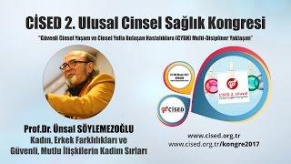 Prof.Dr. Ünsal Söylemezoğlu - Kadın, Erkek Farklılıkları ve Güvenli, Mutlu İlişkilerin Kadim Sırları