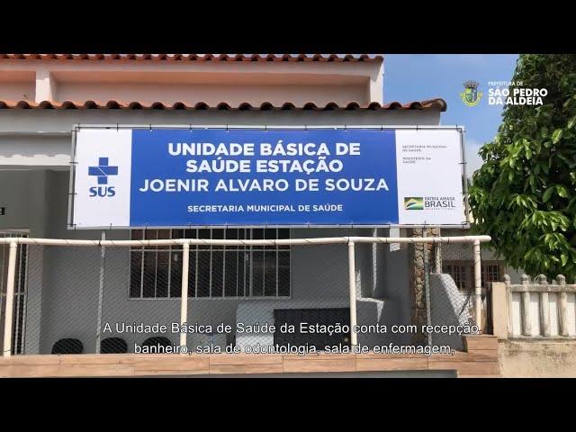 PREFEITURA INFORMA #11 | Nova Unidade Básica de Saúde no bairro Estação