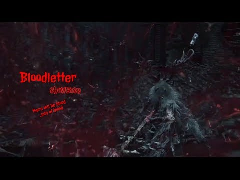Bloodborn Bloodletter review/showcase
