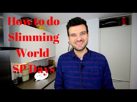 Slimming World SP Days Explained - Weigh In Time