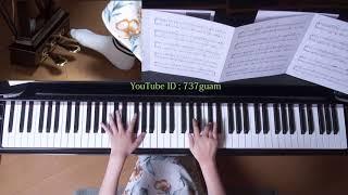 使用楽譜;月刊ピアノ2017年10月号、 採譜者:鈴木奈美 (ぷりんと楽譜...