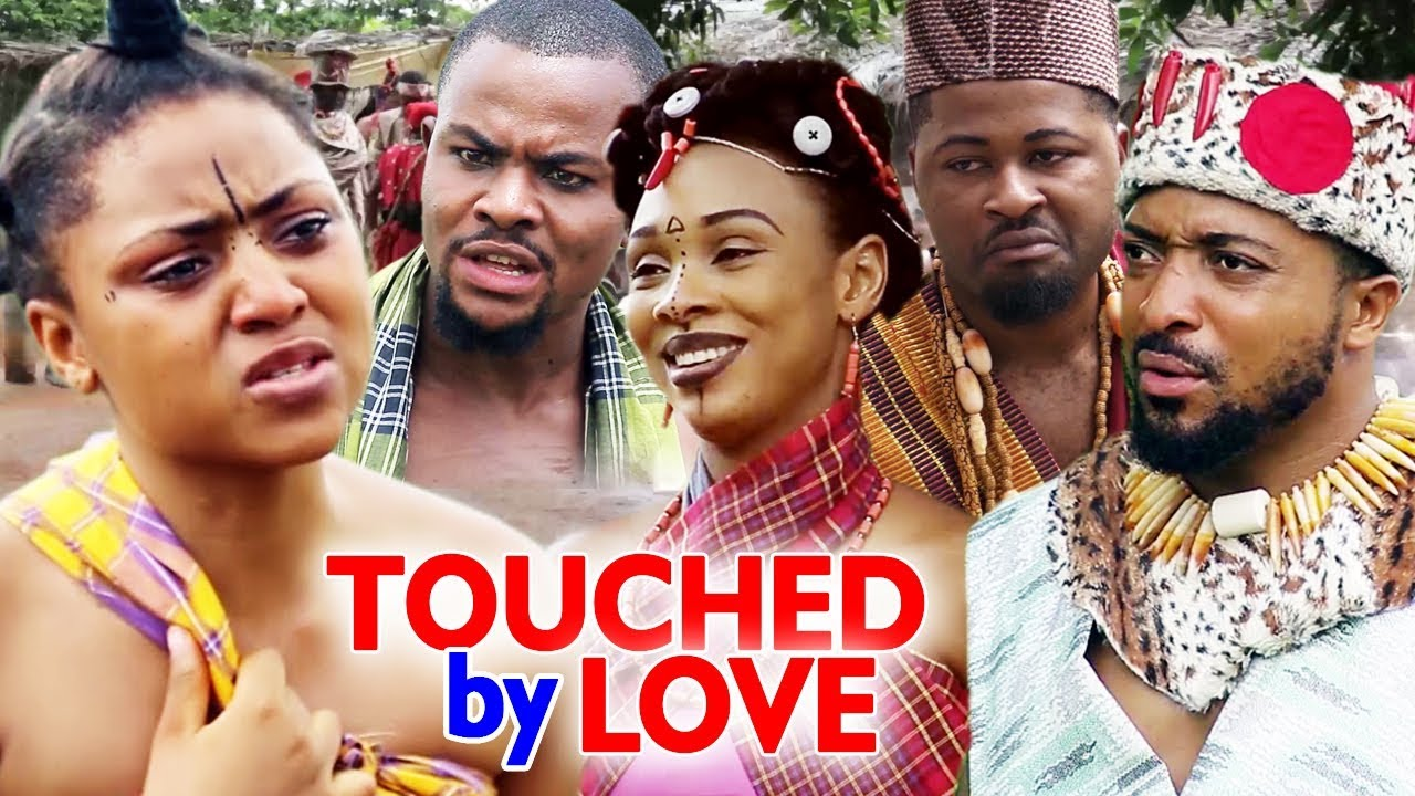 Download Touched By Love Season 1&2 - (Regina Daniels) 2019 Latest Nollywood Epic Full Movie
