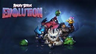 Пограти у Angry Birds: Evolution на android