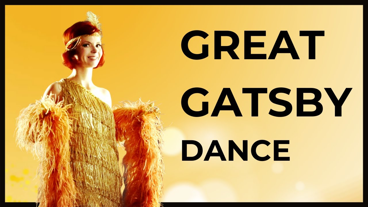 How to GREAT GATSBY Dance in 5 simple steps - Burlesque Dance Tutorial