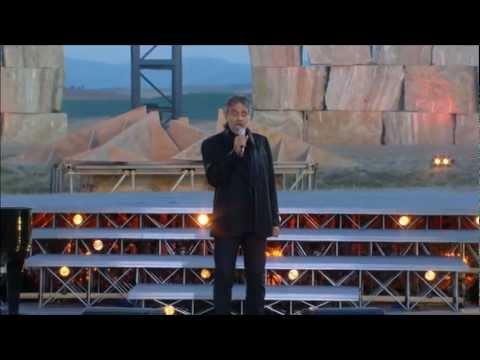 Andrea Bocelli - Melodramma HD (live)