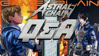Can You Pet the Dog in Astral Chain? - We Try to Answer 30+ Questions from YOU!