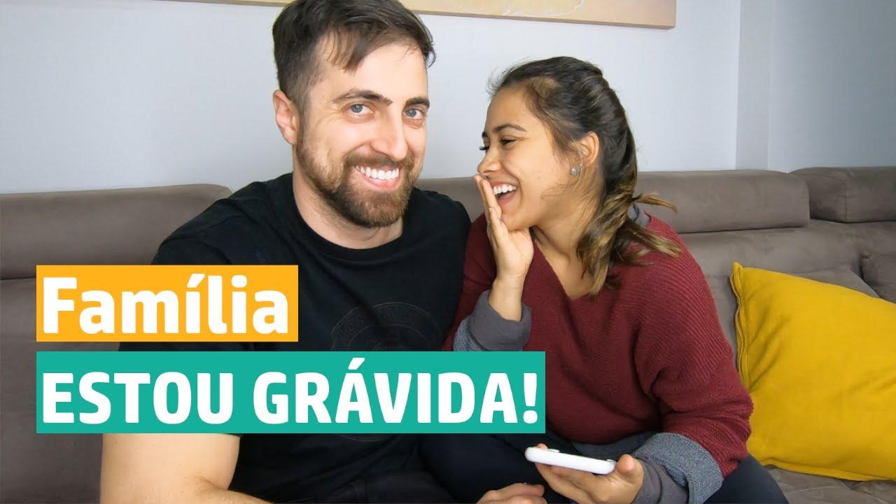 Diário de Gravidez - REAÇÃO da Família com a GRAVIDEZ