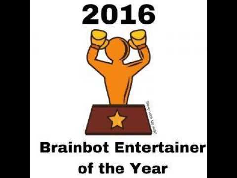 Brainbot Entertainer of the Year | Sleep With Me