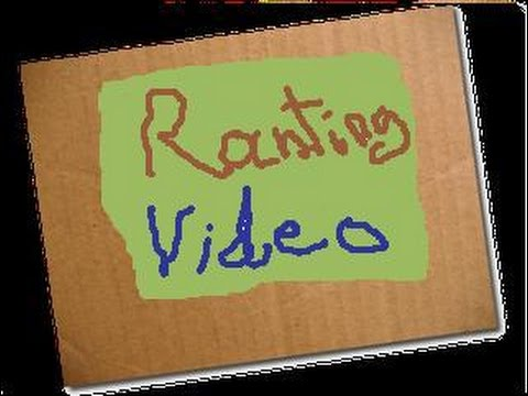 Ranting Video - New Job and other good things! 05/24/2016