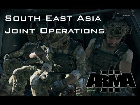 South East Asia Joint Operations | Server Stress Test (Part 1)