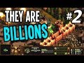 WOODEN SPIKE TRAPS - They Are Billions Gameplay - Episode 2