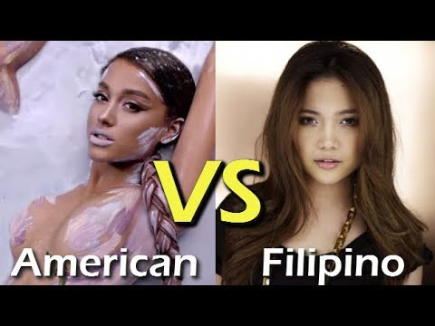 Americans VS Filipino Singers HIGH NOTES LIVE!!!
