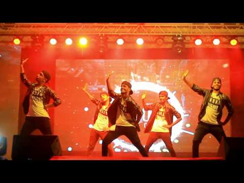 Angamaly Diaries | Theeyame | Dance Live On Stage | Dsouls Dance Crew