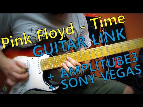 pink floyd time explorando timbres guitar link amplitube sony vegas youtube. Black Bedroom Furniture Sets. Home Design Ideas
