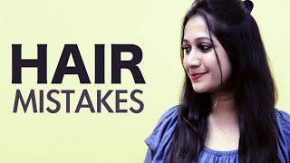 4 Common Hair Mistakes - We All Do   Boldsky