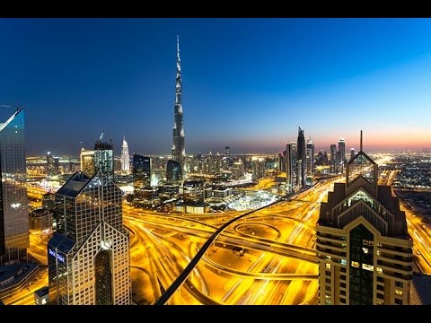 Awesome Drive in Dubai Roads!!!!