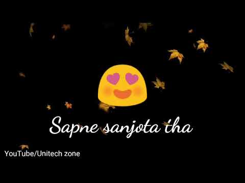 Hindi Sad Song Watsapp Heart Broken Friendship Status In Hindi Youtube