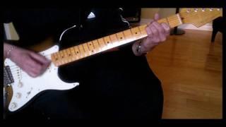 Bridge Of Sighs (Robin Trower) cover - Amplitube 3