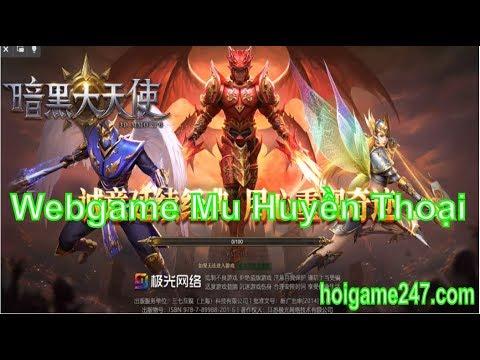 Mu Online Web Mu Huyền Thoại Bản China Từng Tung Hoành 1 Thời – hoigame247