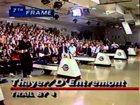 1991 $142,500 Beaumont PBA Doubles Classic, Beaumont, TX