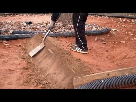 The Making of a Real Backyard RC Track :: Part 2 of 2