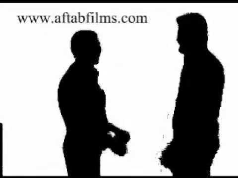 Daily ASIA EXPRESS Urdu news paper Advertisement made by Aftab Films Aurangabad