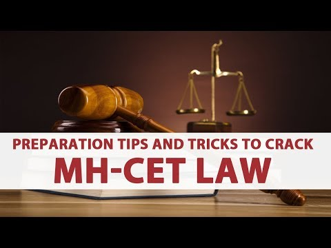 Preparation Tips and Tricks to Crack MH CET Law