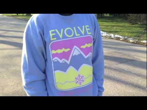 Evolve Winter Lookbook