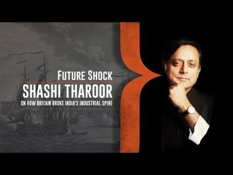 Future Shock - Shashi Tharoor @Algebra
