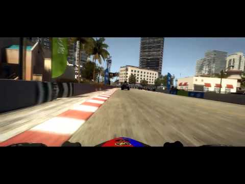 Atom on Miami, Downtown Speedway ★ 69,500pts [1st global] ★ Tier 3 Overtake Challenge