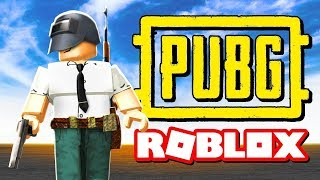 🔴 ROBLOX PUBG-COME PLAY WITH THE FATHER-(LIVE) 🔴