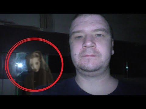 Ghost In An Apartment. REAL GHOST CAUGHT ON TAPE
