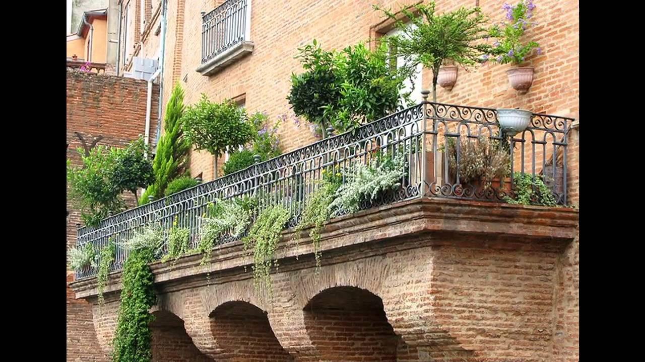 Garden Ideas Plants For Balcony