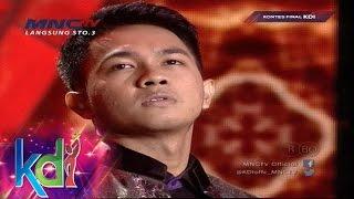 "Yogie "" Fatwa Pujangga "" Bukittinggi - Kontes Final KDI 2015 (5/5) Mp3"